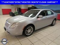 CLEAN CARFAX, HEATED SEATS, LEATHER, SYNC, Milan