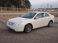 Options:  2010 Mercury Milan Voga Sdn Fwd
