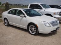 Options:  2010 Mercury Milan Premier|Experience Driving