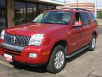 Description 2010 MERCURY Mountaineer 2nd Row Bench