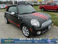 2010 Mini Cooper Base - Drive this home today! Isn't it