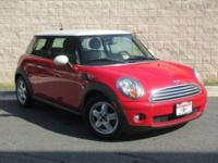 2010 MINI Cooper 2dr Cpe Our Location is: MINI of