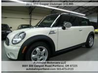 EPA 36 MPG Hwy/28 MPG City! CARFAX 1-Owner, ONLY 15,983