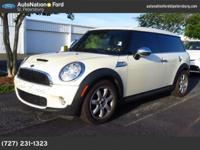 2010 MINI Cooper Clubman. Our Place is: Autoway Ford -