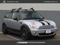 This 2010 MINI Cooper Clubman 2dr 2dr Cpe Coupe