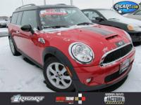 Cooper S Clubman, Station Wagon, 1.6L I4 DOHC