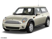 This BROWN 2010 MINI Cooper Clubman 2DR CPE S might be