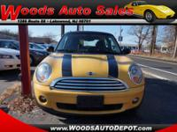 2010 MINI Cooper Hardtop Our Location is: Holman Ford