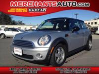 2010 MINI Cooper Hatchback Our Location is: Merchants