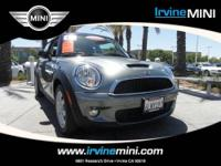 MINI Certified, CARFAX 1-Owner, LOW MILES - 30,011! EPA
