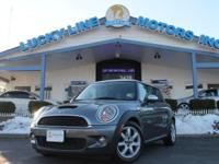 2010 MINI Cooper FWD with effective L4, 1.6 L; Turbo
