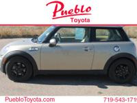 CARFAX One-Owner and Dealer Serviced! 2010 MINI Cooper