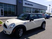 Options:  2010 Mini Cooper S 2D Hatchback|6