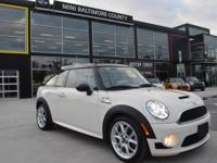 2010 Mini Cooper S Clubman with Cold Weather Pkg