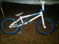 I have a 2010 mirraco blink bmx bike. it has no