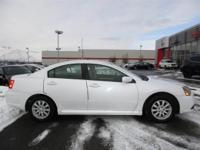 Options:  2010 Mitsubishi Galant Fe Front Wheel Drive 