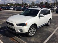 This 1 owner  Outlander SE is a local trade with a