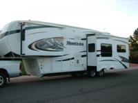 Model 3150 Hickory edition Montana fifth wheel.