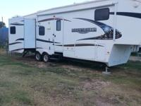 2010 Fifth Wheel for sale.36 ft.  3 slides outs,