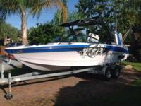 2010 Nautique Super Air Nautique  Team Edition, ZR6