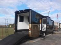 2010 Newmar Canyon Star, toy holler M-3920,17.000