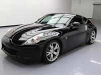 This awesome 2010 Nissan 370Z comes loaded with the