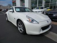 PREMIUM & KEY FEATURES ON THIS 2010 Nissan 370Z
