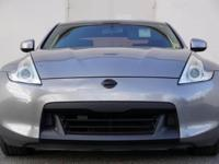 Options:  2010 Nissan 370Z Base 2Dr Coupe