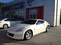 This 2010 Nissan 370Z 2dr Cpe Manual is offered