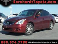 We are happy to offer you this 2010 Nissan Altima 2.5S