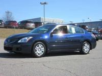 Check out this gently-used 2010 Nissan Altima we