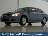 2010 Nissan Altima 2.5 S in Ocean Gray Metallic, This