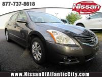 Check out this 2010 Nissan Altima 2.5 SL. Its Variable