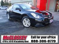 This comfortable 2010 Nissan Altima is the Ultimate