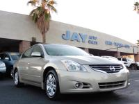 Options:  2010 Nissan Altima 4Dr Sdn I4 Cvt 2.5