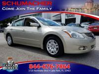 Options:  2010 Nissan Altima 2.5 S| |Advanced