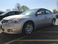 Dependable with a proven track record, this 2010 Nissan