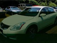 Options Included: N/A2010 NISSAN ALTIMA S Rainbow is a