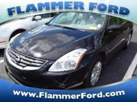 Altima 2.5 S. Drive this home today! Hurry and take