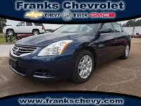 2010 Nissan Altima 4 Dr Sedan 2.5 S Our Location is: