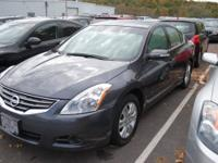 CVT with Xtronic. Great gas mileage! Perfect car for