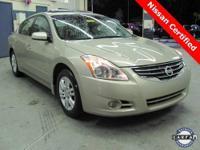 2010 ALTIMA 2.5 SL ** 32+ MPG ** Loaded & Certified