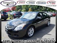 This 2010 Altima is for Nissan enthusiasts who are