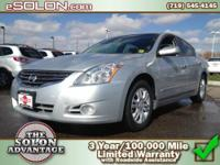 2010 Nissan Altima 4dr Car 2.5 S Our Location is: Dave