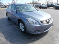Nicely Equipped 2010 Nissan Altima 2.5 S with