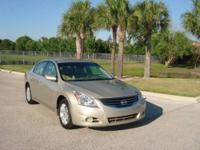 2010 Nissan Altima 4dr Car Our Location is: Wilde Lexus