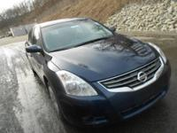 2010 Nissan Altima - Blue!! ONLY 32,000 Miles!!!