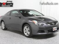 2010 NISSAN ALTIMA 2.5 S COUPE - CONVENIENCE PACKAGE -