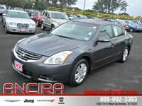 2010 NISSAN Altima Coupe FWD Coupe (2 Door) 2.5 S Our