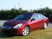 This 2010 Nissan Altima 2.5 is offered exclusively by